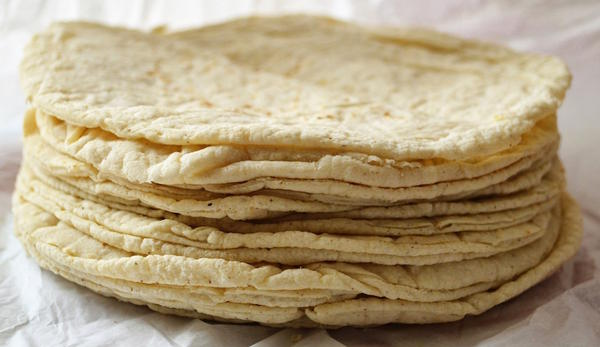 In Texas, it would make sense if barbecue places served meat with tortillas instead of white bread.