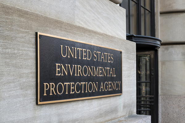The U.S. Environmental Protection Agency in Washington, D.C.