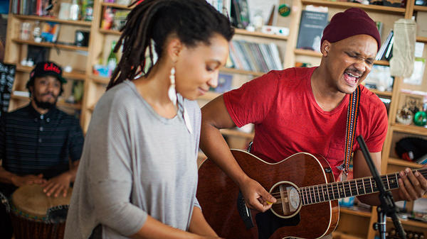 Tiny Desk Concert with Son Little