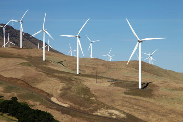 <p>Tom Eckman, power division director for the Northwest Power and Conservation Council, says the Northwest can reach its projected energy needs for the next two decades without building new power production facilities, such as wind farms.</p>