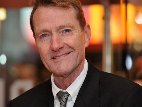 Lee Child attends the World Premiere of <em>Jack Reacher</em> at Odeon Leicester Square in London on Dec. 10, 2012.