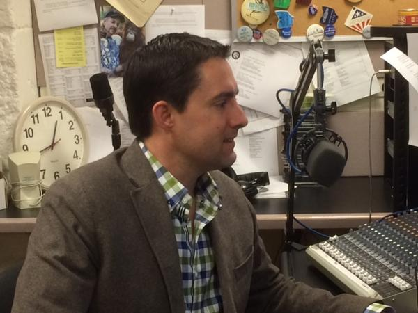 Republican State Senator Frank LaRose in an interview with Ohio Public Radio on future redistricting.