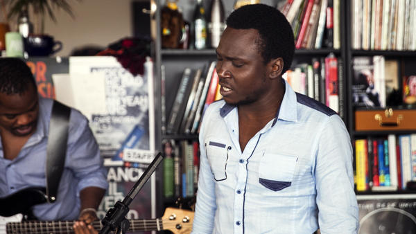 Tiny Desk Concert with Songhoy Blue