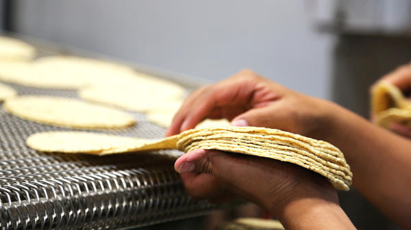 The FDA worries that the same alkaline treatment that gives corn masa its distinctive aroma and flavor might also prevent folic acid from remaining stable in masa. The agency is currently reviewing test results looking at the question of stability.
