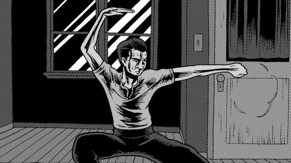 Arambulo's character Jack Wong is based on Wong Jack Man, the famous martial artist who Bruce Lee fought in 1964.