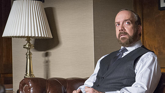 Paul Giamatti plays a U.S. Attorney with ambitions of becoming governor in the Showtime series <em>Billions, </em>which begins airing Jan. 17.