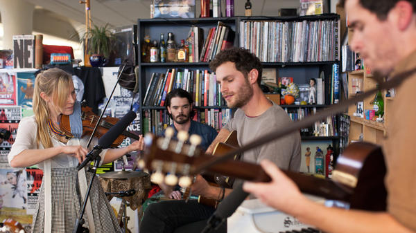 Tiny Desk Concert with River Whyless.