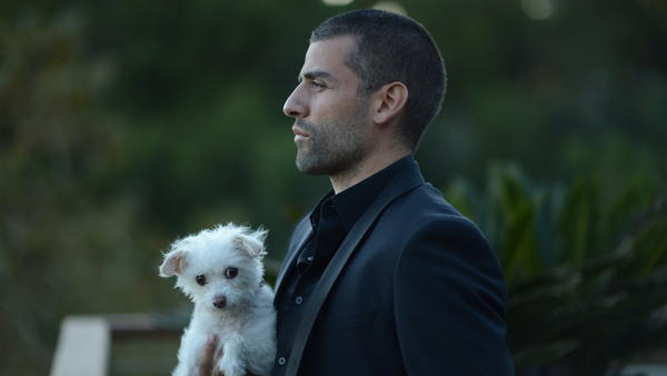 Oscar Isaac plays a drifter named Jack in the new film <em>Mojave</em>.