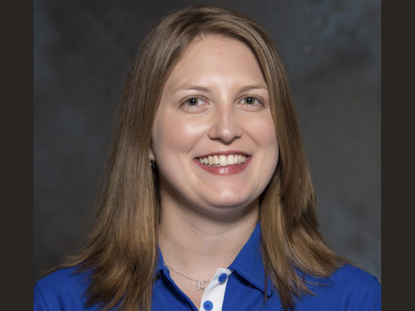 Kathryn Smith is the new quality control-special teams coach for the Buffalo Bills.