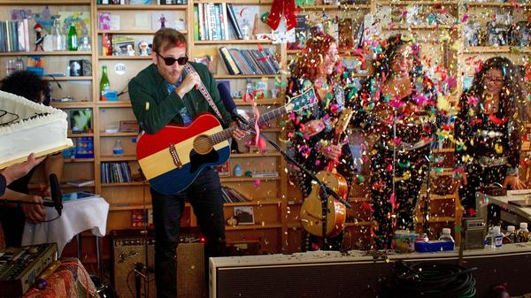 Tiny Desk Concert with The Arcs.