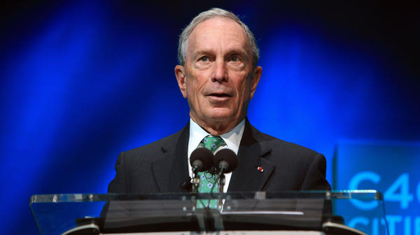 Sources tell NPR that former New York City Michael Bloomberg is seriously considering launching an independent bid for the White House.