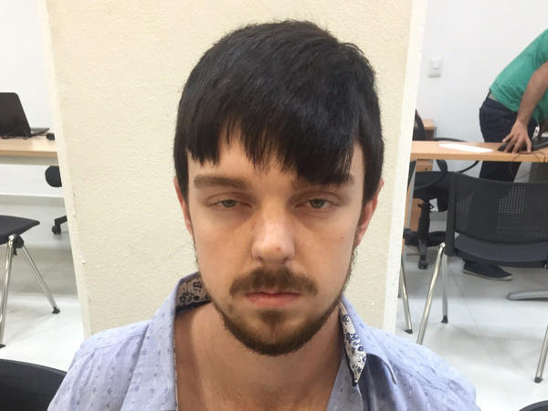This photo released by Mexico's Jalisco state prosecutor's office shows Ethan Couch, after he was taken into custody last month in Puerto Vallarta, Mexico.