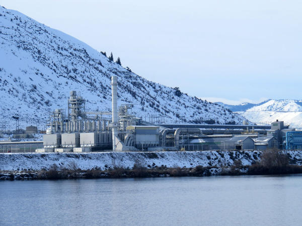 Alcoa's Wenatchee Works shut down indefinitely at the beginning of January.
