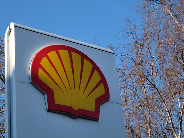 Royal Dutch Shell reported an 80 percent drop in earnings in 2015, but says it will still press ahead with the proposed mega-merger with BG Group plc.