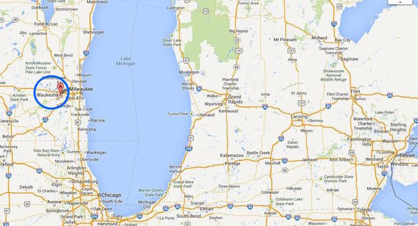 Waukesha, Wisconsin wants to build a pipeline to Lake Michigan. All Great Lakes states have to approve its proposal.