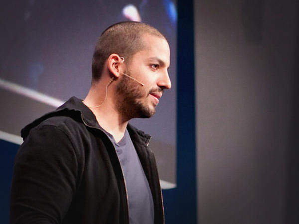 """I was a fearless kid. I was a man at a young age — more of a man back then than i am now."" — David Blaine"