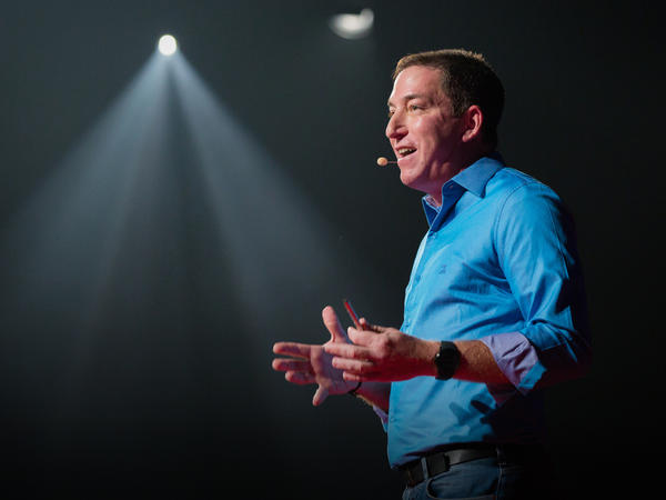 Journalist Glenn Greenwald says being apathetic towards our secrets could have a detrimental impact on our lives.