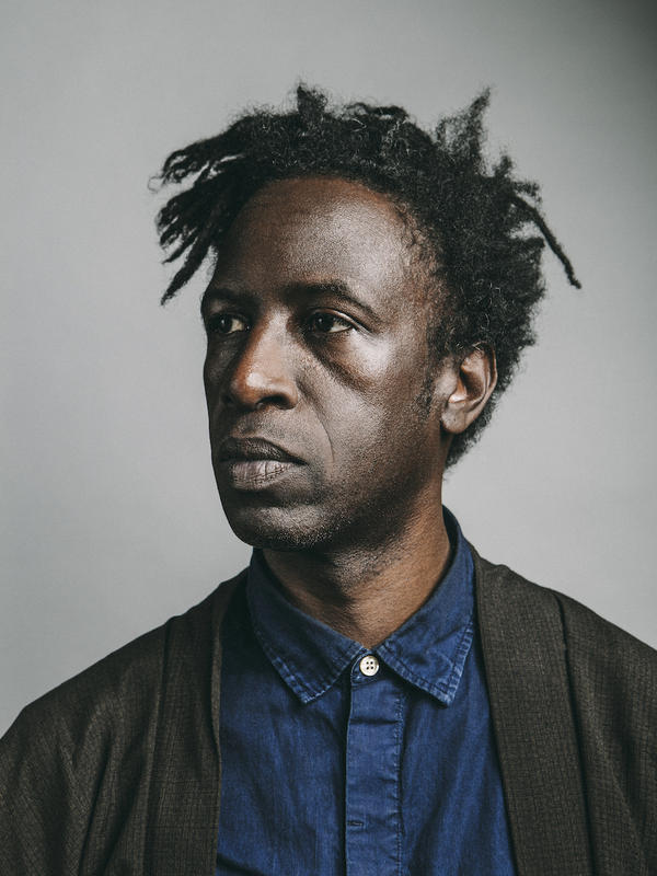 Saul Williams in Los Angeles in January.