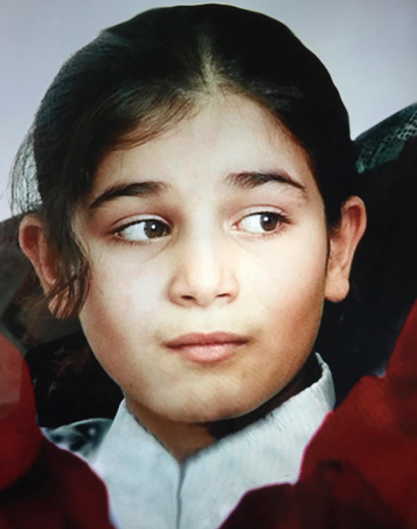 Abir Aramin was 10 years old when she was walking home from school in 2007 near Jerusalem. Palestinian youths were clashing with Israeli security forces when Abir, who was not involved in the confrontation, was hit in the head by an Israeli rubber bullet. She was badly injured and died three days later.