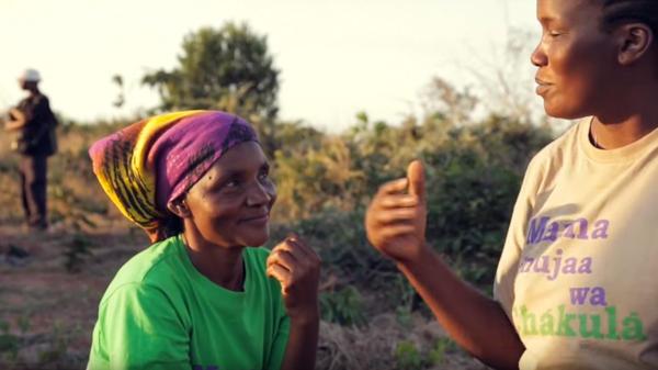 Tanzania's female farmers star in a reality show sponsored by Oxfam.