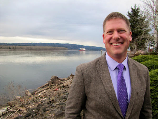 "<p>""A lot of the feedback I've gotten is really really positive. People are really excited [about the methanol plant],"" says Adam Smee, city administrator of Kalama, Washington.</p>"