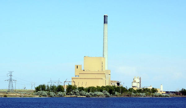 File photo of the Boardman Coal Plant in Boardman, Oregon.