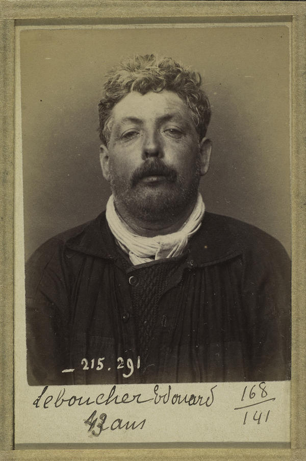 Edouard Léon Leboucher, 43 (1894)