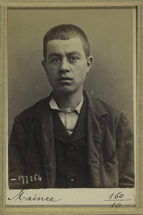 Émile Maince, 19 (1894)