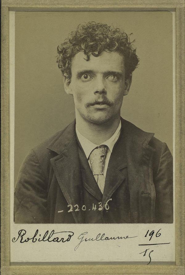 Guillaume Joseph Robillard, 24 (1894)