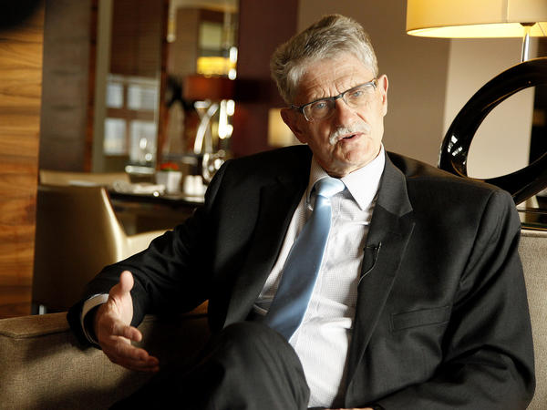 President of the U.N. General Assembly Mogens Lykketoft is encouraging countries to nominate candidates for secretary-general. In the past, the five permanent Security Council members quietly discussed their choices and nominated one to be approved by all U.N. member states.