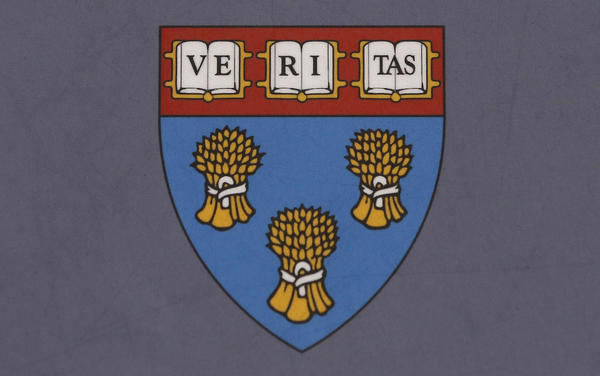 The Royall family shield was adopted by Harvard in 1936 as part of a dedication of arms across the disciplines to commemorate the university's 300th birthday.