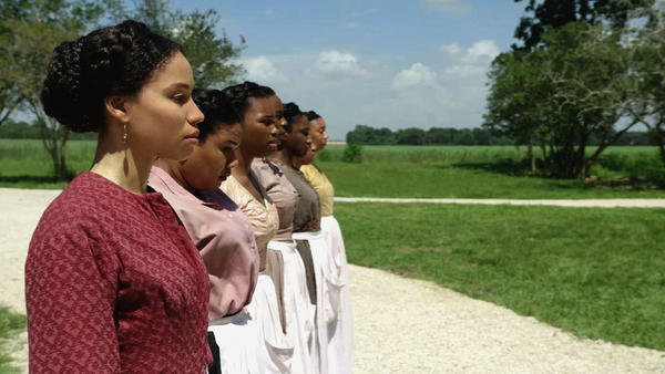 Actress Jurnee Smollett-Bell plays Rosalee, a housemaid who runs for freedom in the new WGN show <em>Underground. </em>She says the drama unfolds like a spy thriller.