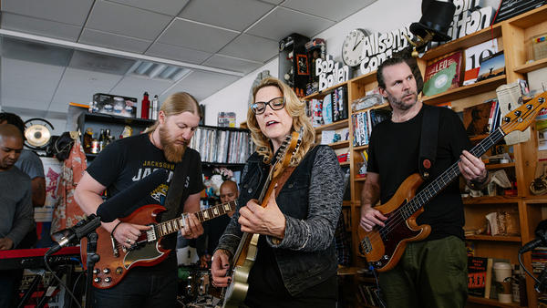 Tiny Desk Concert with Tedeschi Trucks Band.