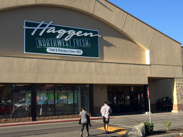 This former Albertsons grocery in Olympia was acquired by Haggen in 2015, but will revert back to Albertsons after a bankruptcy court approved the sale of Haggen's ''core'' assets.