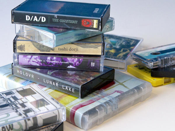 Pitch-shifted soul and a pop song's game of chutes and ladders were among 2013's awesome tapes.
