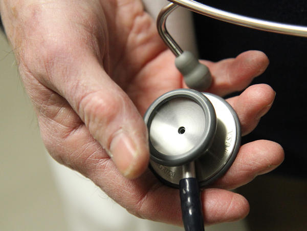 Some doctors say clinicians can now get much more information from newer technology than they can get from a stethoscope. Clinging to the old tool isn't necessary, they say.