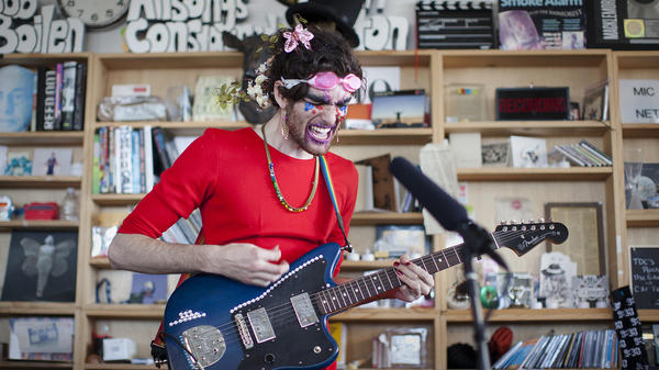 Tiny Desk Concert with PWR BTTM.