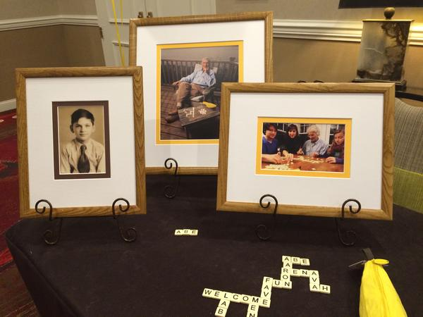 A family from Cranston came up with the idea of Bananagrams while they vacationed in their summer home in Narragansett.