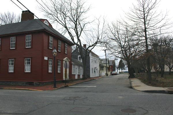 Keeping History Above Water, a conference organized by the Newport Restoration Foundation, will focus on protecting historic places, such as the Point neighborhood in Newport, from rising seas.