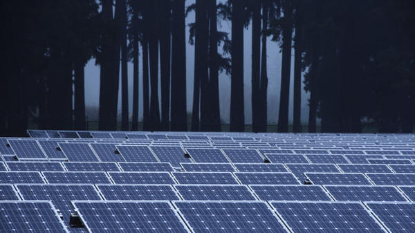 A new report ranks the top states for solar power. Not all of them are bathed in sunshine.