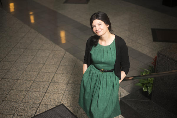 Lily Eskelsen Garcia is the first Latina to run the NEA.