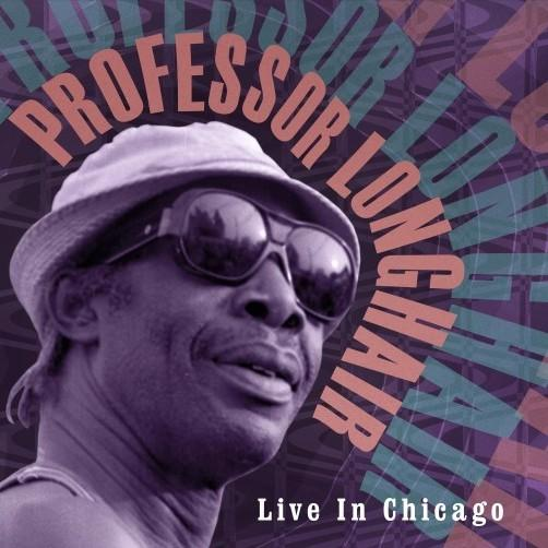 <em>Live In Chicago</em> (Orleans Records 2016)