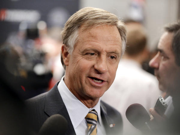 Tennessee Republican Gov. Bill Haslam signed a law that allows mental health professionals to refuse treatment to patients based on personal or religious beliefs.