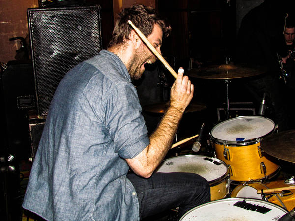 This week's guest Quizmaster, drummer Mike Kinsella (Owls, Joan Of Arc, Owen, American Football)