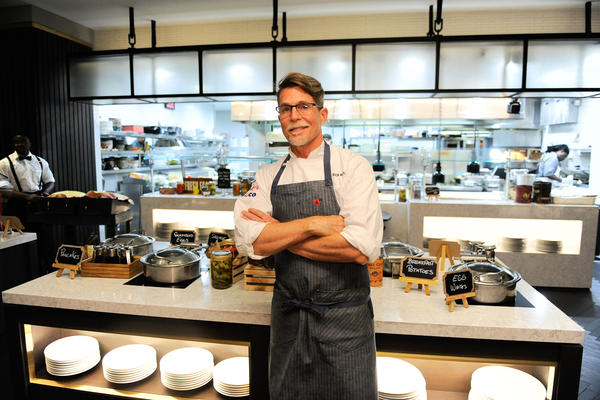 Rick Bayless is a master of Mexican cuisine. He's also a white guy from Oklahoma. Over the years, that has made him the target of criticism. Who gets to be the ambassador of a cuisine?