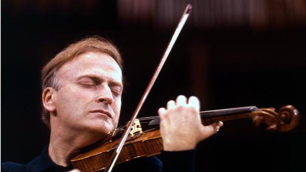 Yehudi Menuhin, born 100 years ago, was far more than a violin virtuoso.
