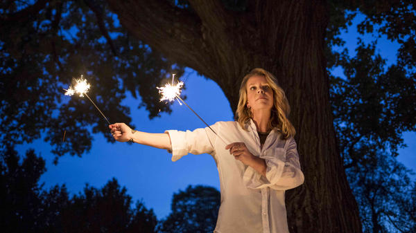 Mary Chapin Carpenter's new album, <em>The Things That We Are Made Of</em>, comes out May 6.