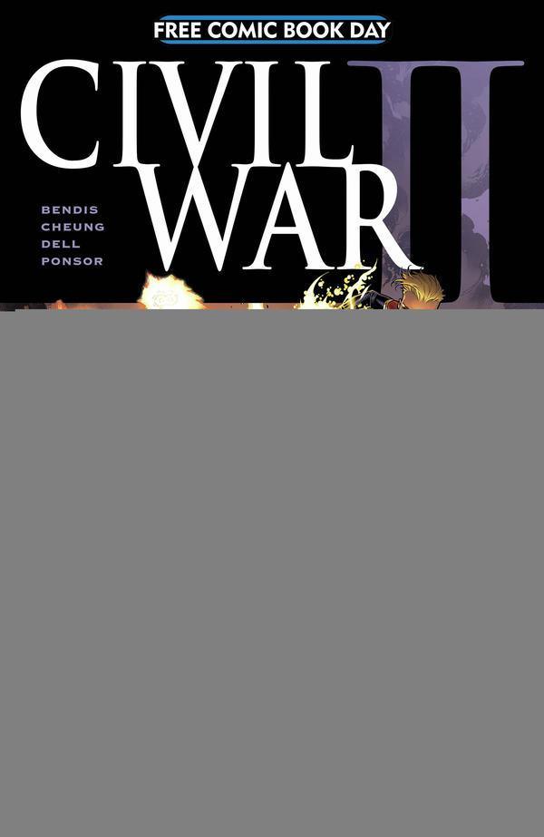 <em>Civil War II/All-New All-Different Avengers</em>