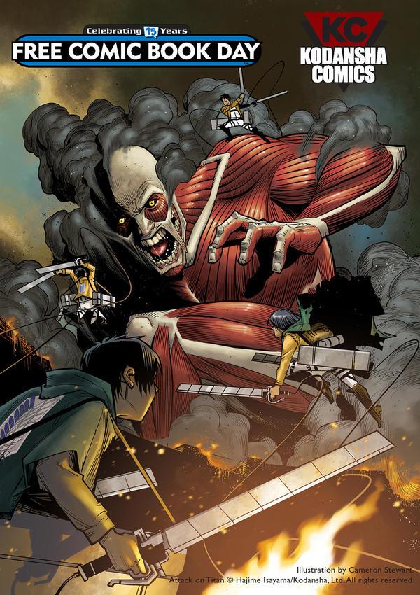 <em>Attack on Titan Anthology</em>