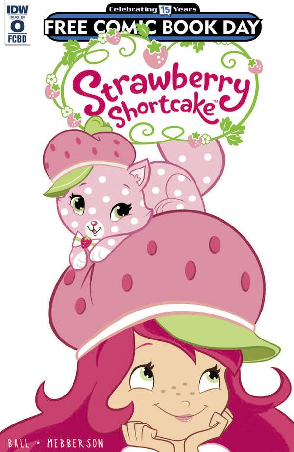 <em>Strawberry Shortcake</em>
